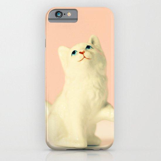 Vintage Kitten iPhone & iPod Case