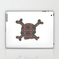 pattern with skull Laptop & iPad Skin