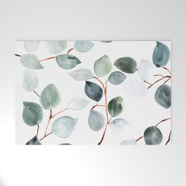 Eucalyptus Welcome Mat