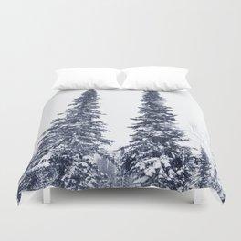 Fir-trees Duvet Cover