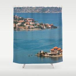 Boka Kotorska Shower Curtain