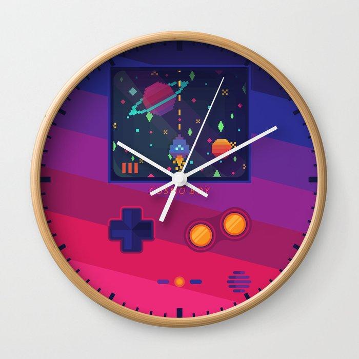 COSMO BOY Wall Clock