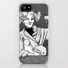 Inktober2016: Oracle witch iPhone Case