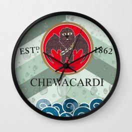 Chewacardi Wall Clock