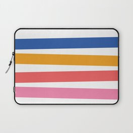 Thick Lines Modern Stripes  Laptop Sleeve
