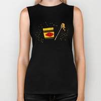 Vegemite Honey Biker Tank