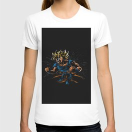 power goku T-shirt