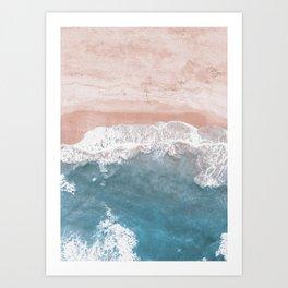 Coast 11 Art Print