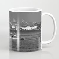 istanbul Mugs featuring istanbul by Cenk Cansever