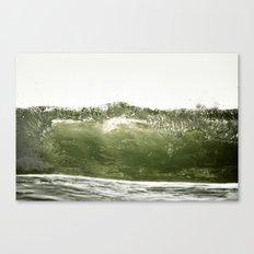 L'onde Canvas Print