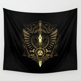 Zelda Sword Wall Tapestry