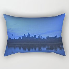 Angkor Wat at Sunrise Rectangular Pillow