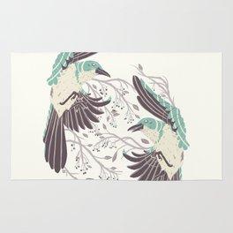 Birds of Summer Rug