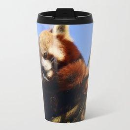 Red Panda In A Tree Travel Mug