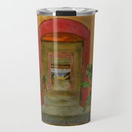 Portals to Paradise Travel Mug