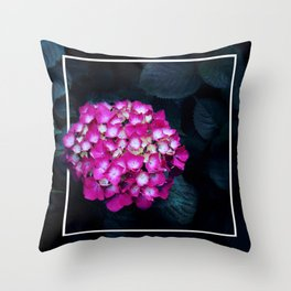 Boastful Vanity Throw Pillow