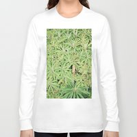 plants Long Sleeve T-shirts featuring plants by sassycats