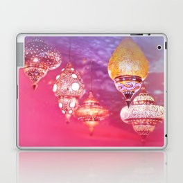 Oriental Magical Lights and Love Laptop & iPad Skin