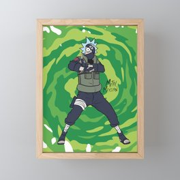 Rickashi Framed Mini Art Print