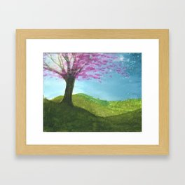 After Thought Framed Art Print