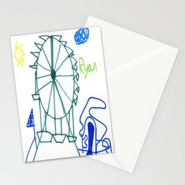Tennessee Valley Fair 2011 Stationery Cards