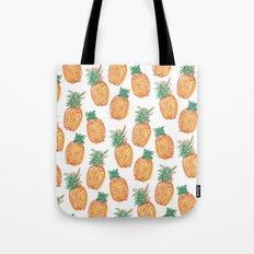 Pineaple express Tote Bag
