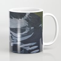 dracula Mugs featuring Dracula by Paintings That Pop