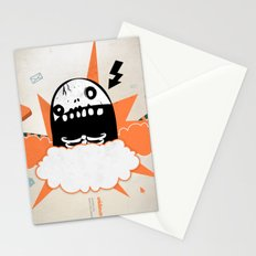 Mr wideo1 Stationery Cards