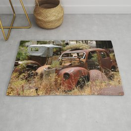 End of the Road Rug