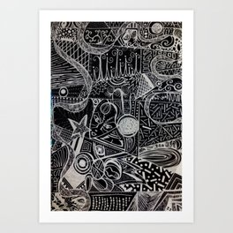 CI-Tens Art Print