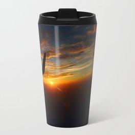 30,000 foot Sunset  Travel Mug