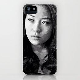Arden Cho iPhone Case