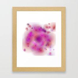 movement and stillness Framed Art Print