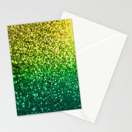 Mosaic Sparkley Texture G202 Stationery Cards