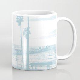 San Clemente Pier, Southern California Coffee Mug