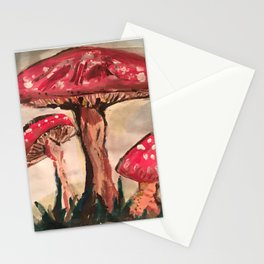 Fungicide Stationery Cards