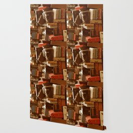 TOWER OF LUGGAGE Wallpaper