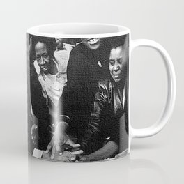 Martin Luther King, A Portrait Coffee Mug