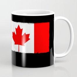 Paint Roller Canada Coffee Mug