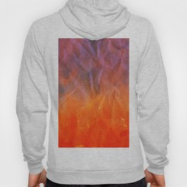 Crumpled Paper Textures Colorful P 546 Hoody