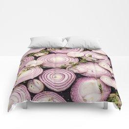 Onions Comforters