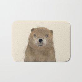 little beaver Bath Mat