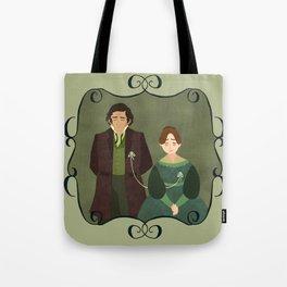 String (Jane Eyre) Tote Bag