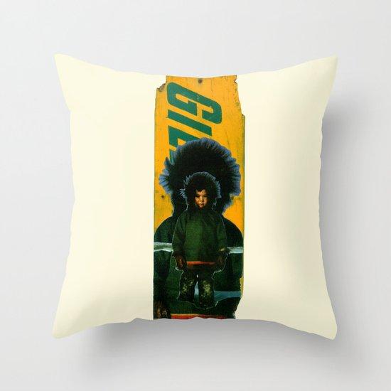 Arctica Throw Pillow