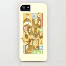 Parks & Rec iPhone (5, 5s) Slim Case