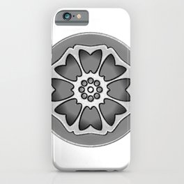 THE LOTUS TILE iPhone Case