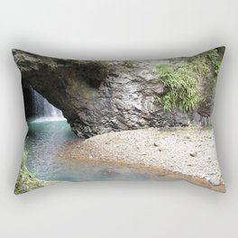 Natural Bridge (Arch) Rectangular Pillow
