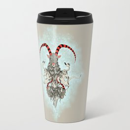 Three Goats Travel Mug
