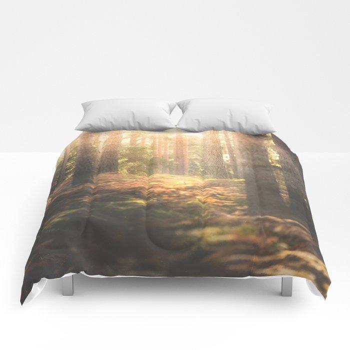 When rainbows sleep Comforters