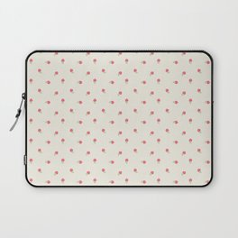 Romantic Dainty Floral Laptop Sleeve